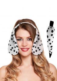 Dalmatian Set 2 Pcs