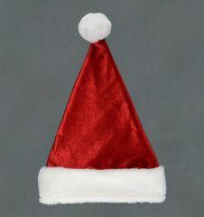 Davies Products Luxury Feel Santa Hat