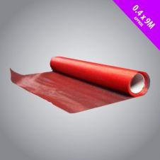 Davies Products Organza 0.4 x 9m - Red