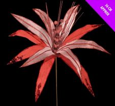 Davies Products Super Flower - Red
