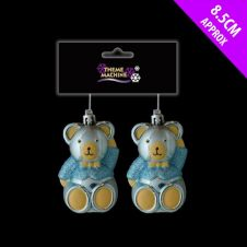 Davies Products Two Bears - Blue
