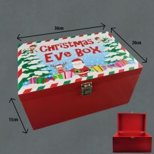 Davies Products Wooden Christmas Eve Boxes - 50cm