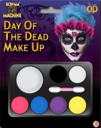 Day Of The Dead Multi Pallet Makeup