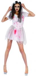 Adult Bloody Bride Costume