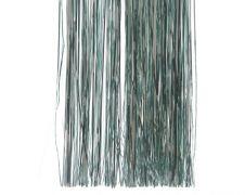 Deco Shiny Vinyl Tinsel - 50 x 40 Eucalyptus