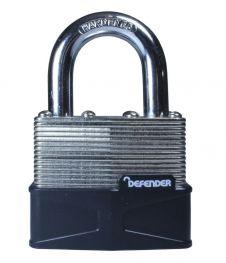 Defender Laminated Lock - 50mm
