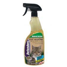 Defenders Cat Scatter Spray - 1L