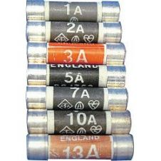 Dencon 13 Amp Fuse to BS1362 - Display Carded