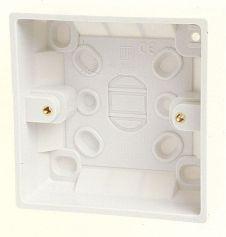 Dencon 1G 32mm Moulded Box - Pack 5