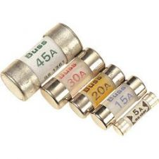 Dencon 20 Amp Consumer Fuse BS1361 - Bubble Packed (2)
