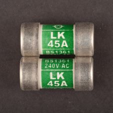 Dencon 45 Amp Consumer Fuse - Bubble Packed (2)
