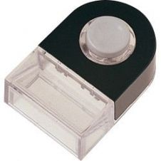 Dencon Illuminated Nameplate Bell Push (low voltage) - Pre-Packed