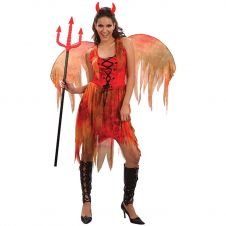 Devil Fairy Costume