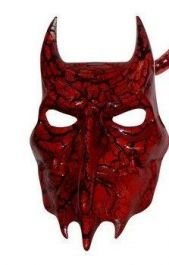 Devil Metallic Mask