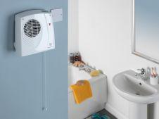 Dimplex Winterwarm IP22 Down Flow Heater - 2kw