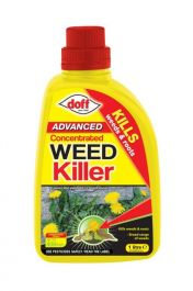 Doff Advanced Concentrated Weedkiller - 1L