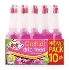 Doff Orchid Drip Feeder - 10 Pack