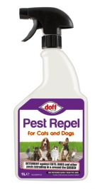 Doff Pest Repeller Cats/Dogs - 1L RTU