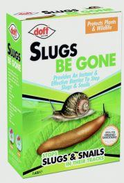 Doff Slugs Be Gone Wool Pellets - 1.65L