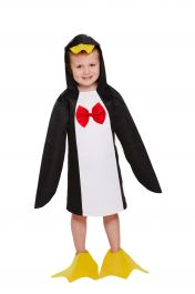 Dress Up Toddler Penguin