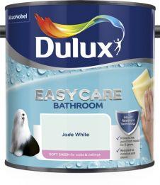 Dulux Easycare Bathroom Soft Sheen 2.5L - Jade White