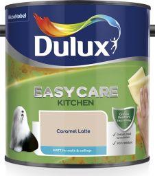 Dulux Easycare Kitchen Matt 2.5L - Caramel Latte