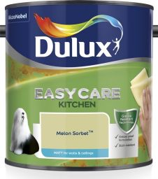 Dulux Easycare Kitchen Matt 2.5L - Melon Sorbet
