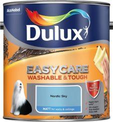 Dulux Easycare Matt 2.5L - Nordic Sky