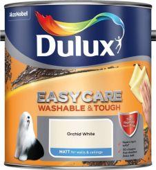 Dulux Easycare Matt 2.5L - Orchid White
