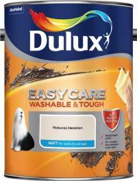 Dulux Easycare Matt 5L - Natural Hessian
