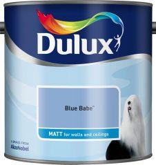 Dulux Matt 2.5L - Blue Babe