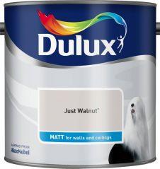 Dulux Matt 2.5L - Just Walnut