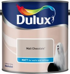Dulux Matt 2.5L - Malt Chocolate