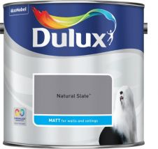 Dulux Matt 2.5L - Natural Slate