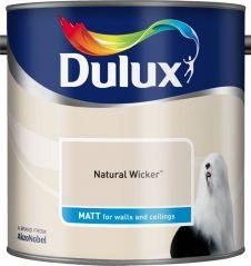 Dulux Matt 2.5L - Natural Wicker