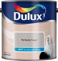 Dulux Matt 2.5L - Perfectly Taupe