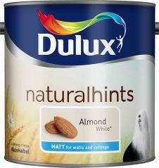 Dulux Natural Hints Matt 2.5L - Almond White