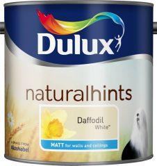 Dulux Natural Hints Matt 2.5L - Daffodil White