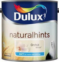 Dulux Natural Hints Matt 2.5L - Orchid White