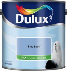 Dulux Silk 2.5L - Blue Babe