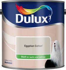 Dulux Silk 2.5L - Egyptian Cotton