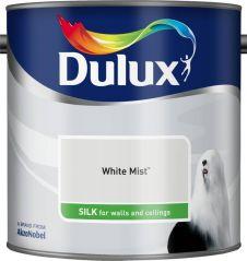 Dulux Silk 2.5L - White Mist