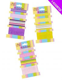 Easter Decorative Ribbons 3 Assorted