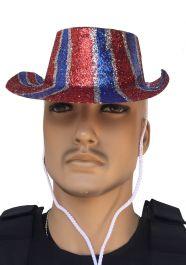 England Glitter Hat