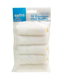Extra Mini Roller Sleeves - 4
