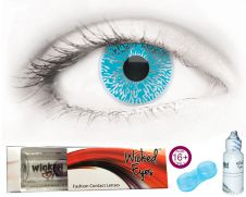 Wicked Eye One Tone Aqua