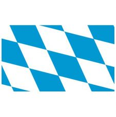 Flag Bavaria 5ft X 3ft