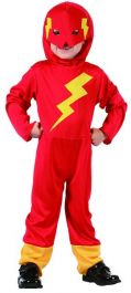 Flash Fighter Toddler Costume
