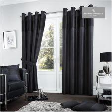 FUEL DOOR CURTAIN BLACK