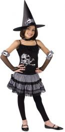 Funky Witch Children Costume